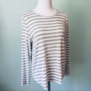 Christopher & Banks Striped Top